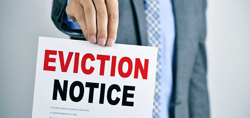 What To Do After You Receive An Eviction Notice